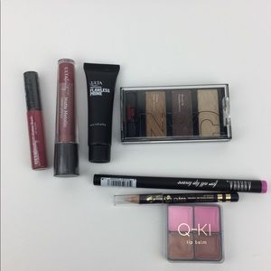 Make Up Lot Eyeshadow, Lipstick, and Lip Liner